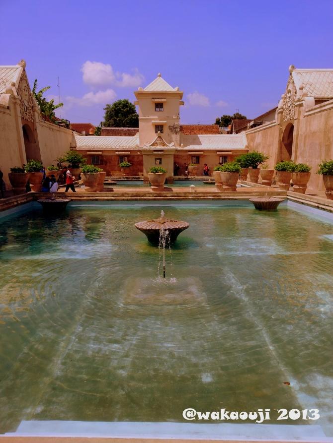 taman sari, water castle