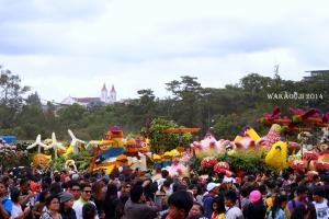 Panagbenga Grand Float Parade 2014