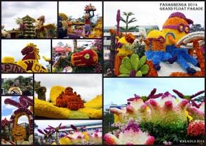 Panagbenga 2014:Grand Float Parade