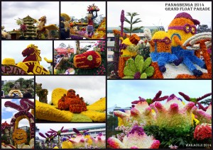 Panagbenga 2014:Grand Float Parade